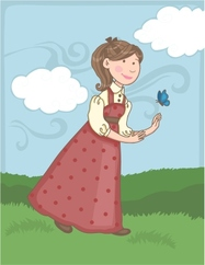 children's book author laura ingalls wilder