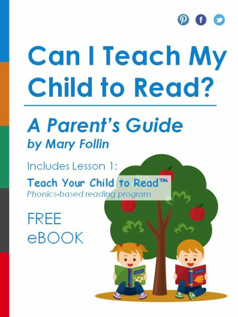 Can I Teach My Child to Read? A Paren'ts Guide