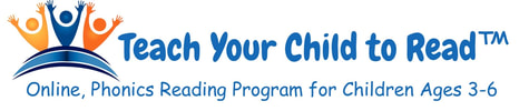 Teach Your Child to Read™Online, Phonics Reading Program: Children Ages 3-6